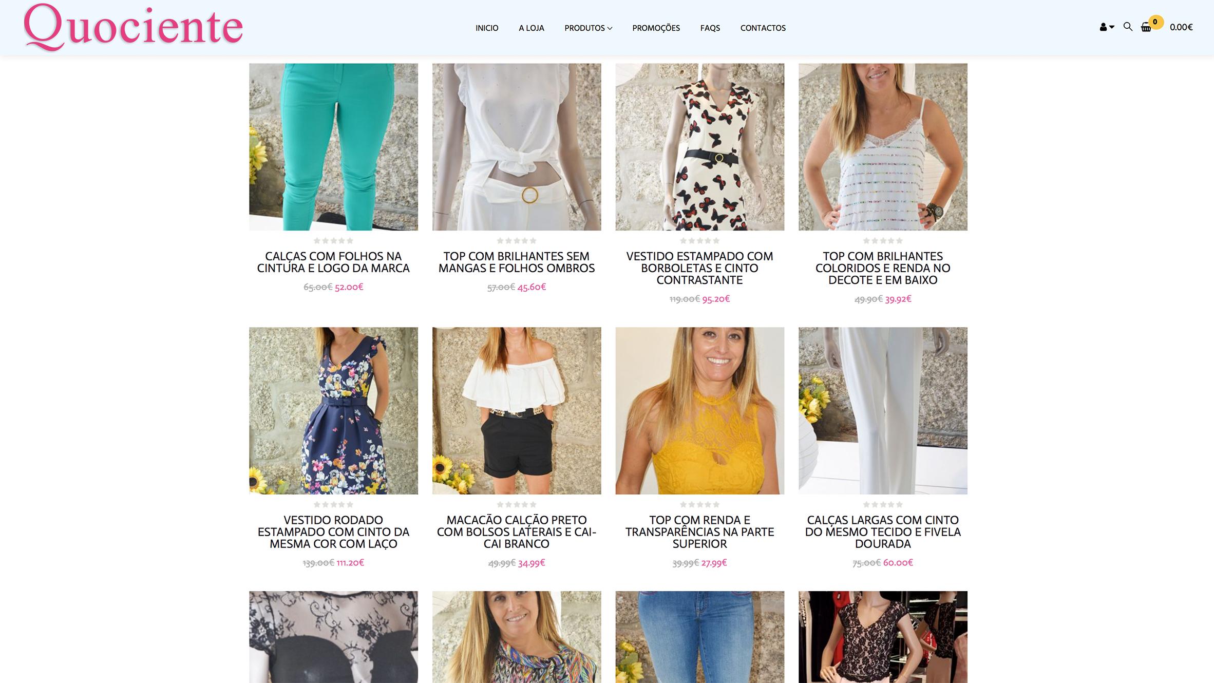 Especialistas em sites para loja de roupa com vendas online