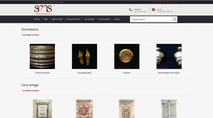 Biblioteca Digital da Sociedade Martins Sarmento